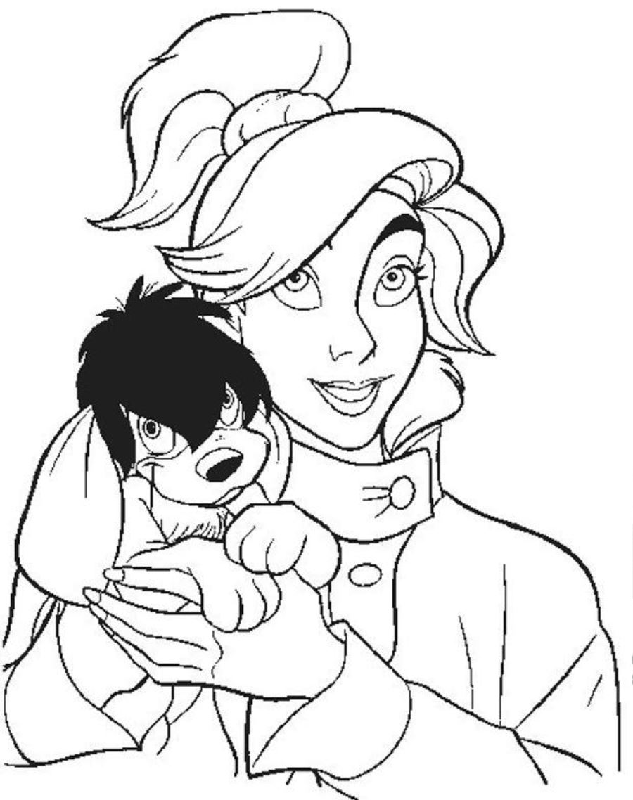 coloring pages of the | anastasia coloring pages | Only Coloring Pages
