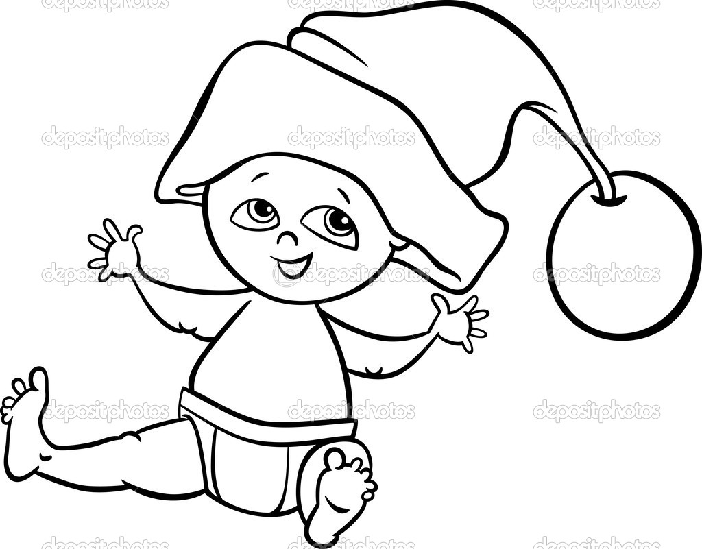baby boy coloring page Only Coloring Pages