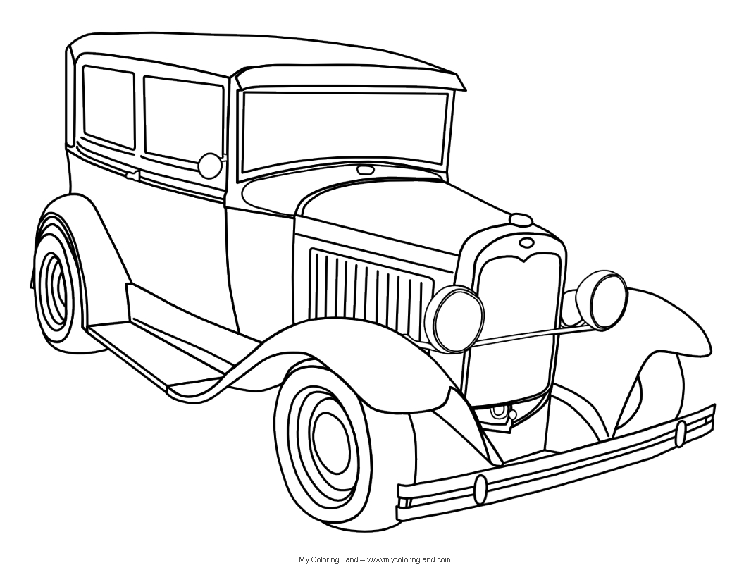 Free Coloring Pages Of F1 Trucks