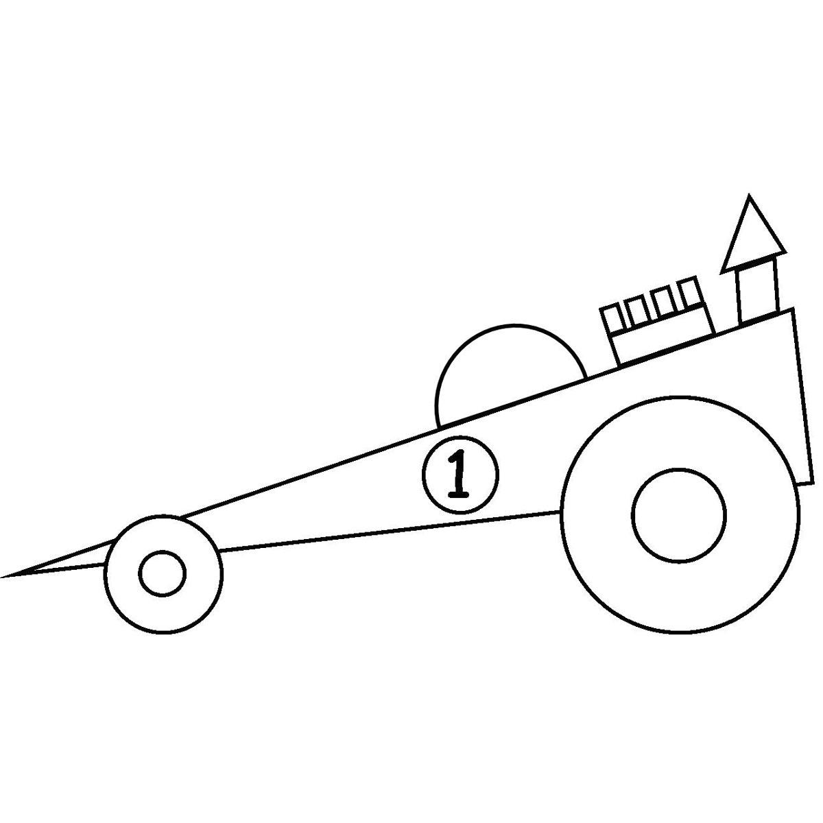 car cute coloring pages Only