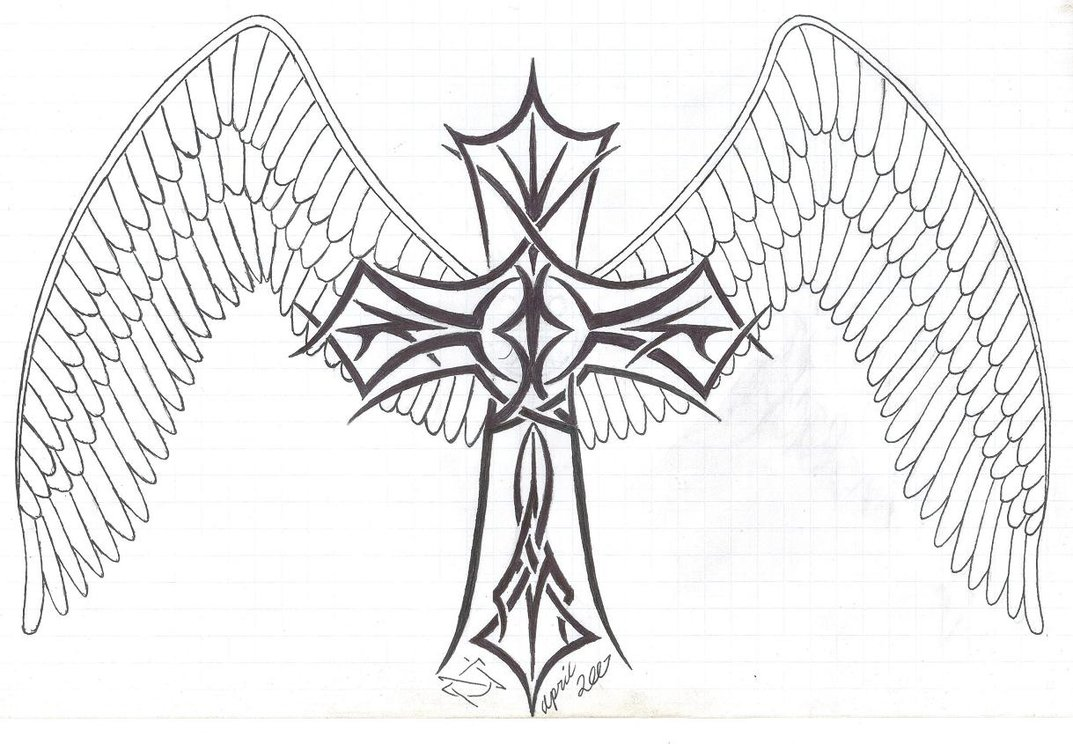 Free coloring pages of hearts with wings