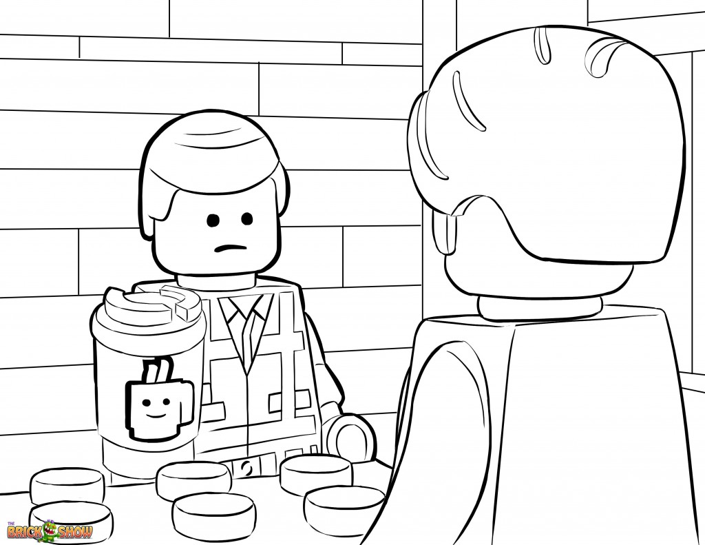lego coloring sheets | Free Printable Online lego coloring ...