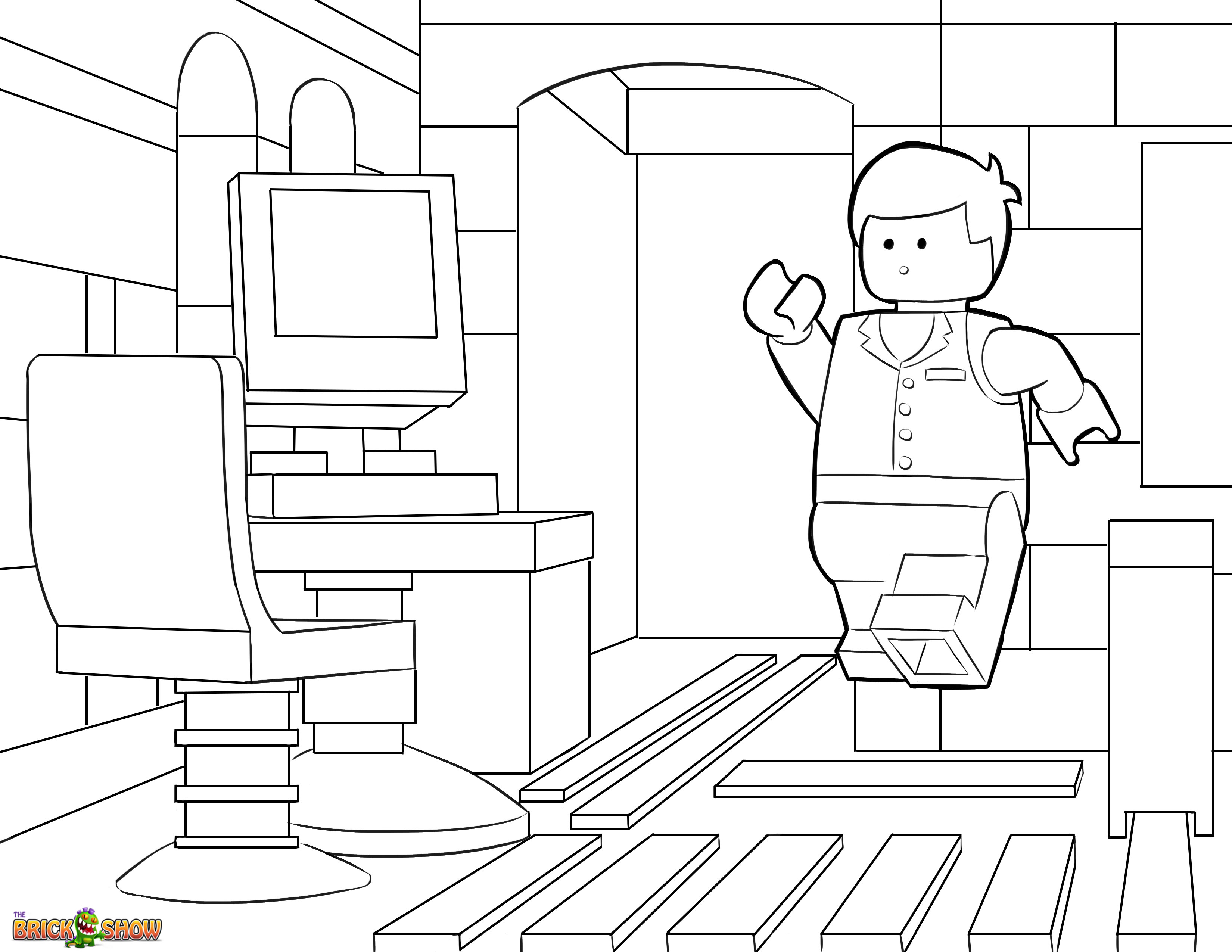 lego coloring sheets only coloring pages