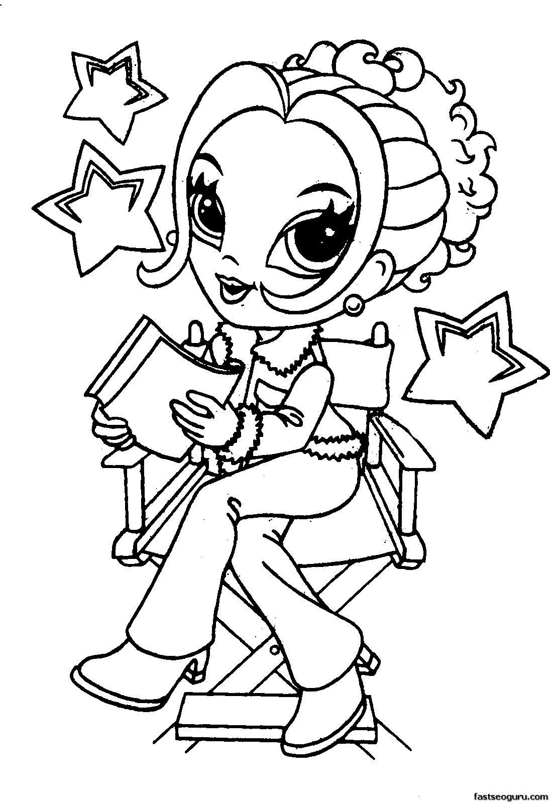 coloring pages for girls 10 and up | Only Coloring Pages