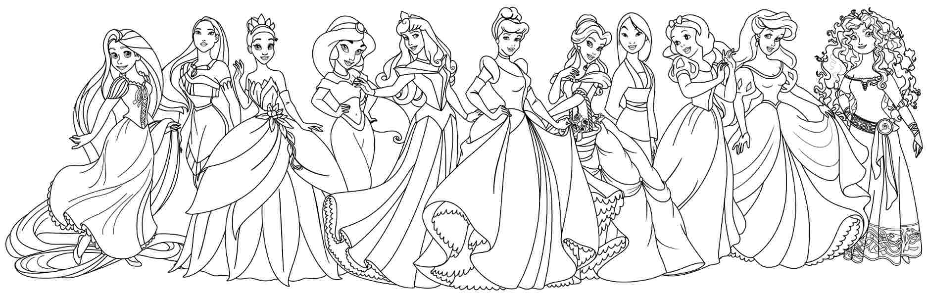 games 18780 disney princess online coloring pages - photo #25
