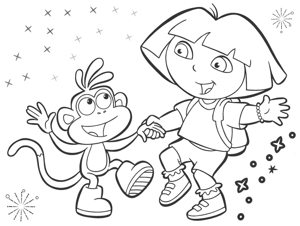 Dora_The_Explorer_Coloring_Pages_03