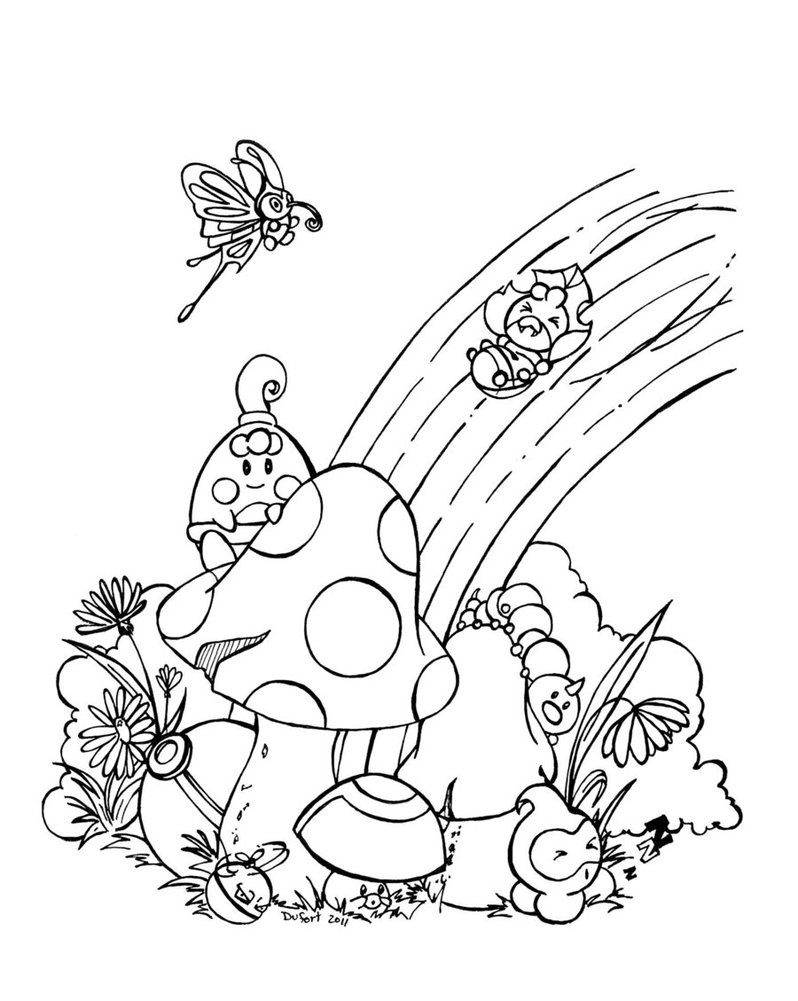 rainbow coloring | Only Coloring PagesOnly Coloring Pages ...