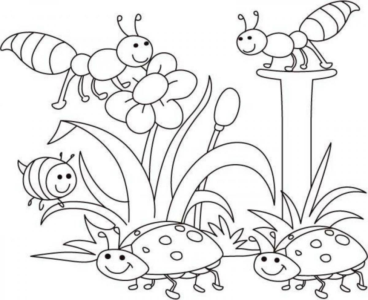 spring coloring pages only coloring pages
