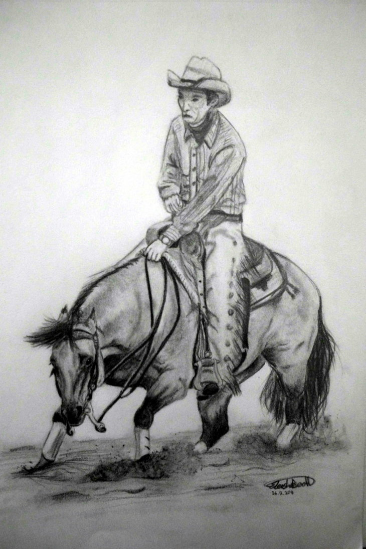 Wild Realistic Rodeo Horse Coloring Only Coloring Pages