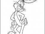 bugs bunny printable coloring pages