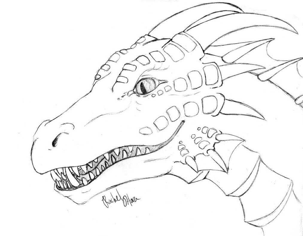 dragon coloring pages printable Only Coloring Pages