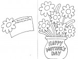 mothers day coloring pages