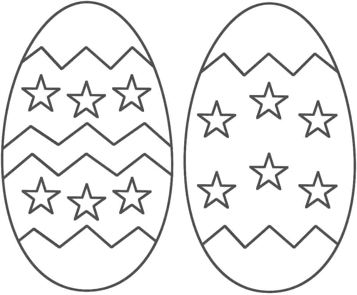 plain easter egg coloring pages download only coloring pages
