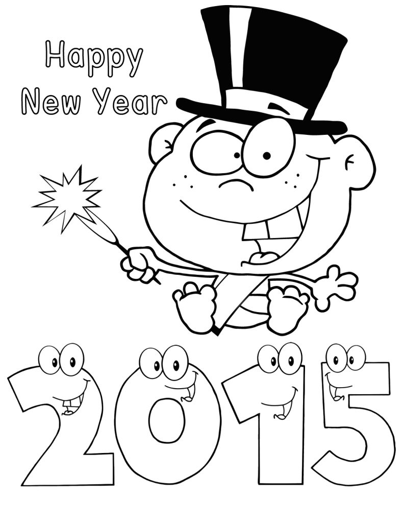 Printable Coloring Pages 2015 01