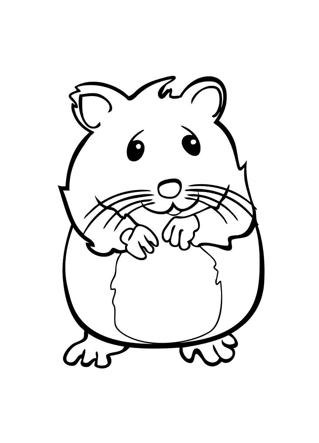 pets coloring pages for kids - photo#7