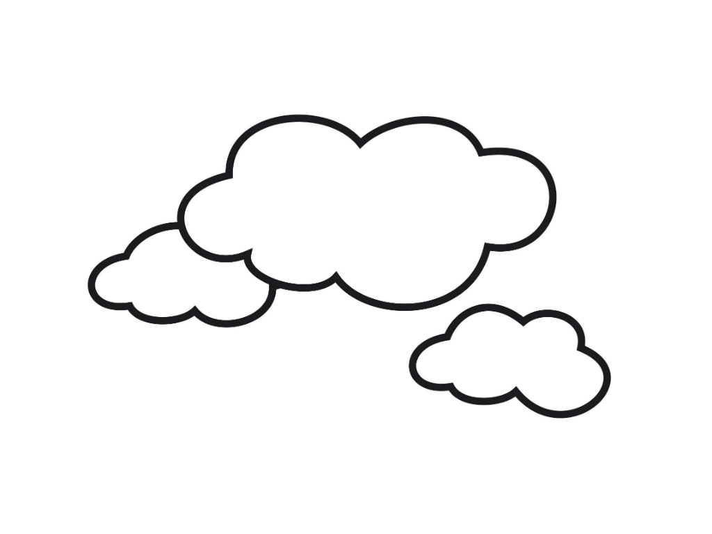 cloud coloring pages 01