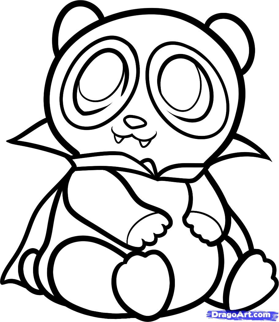 Cute baby panda coloring pages only coloring pages for Coloring pages that are cute