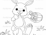 Bonnie The Bunny Coloring Coloring Pages