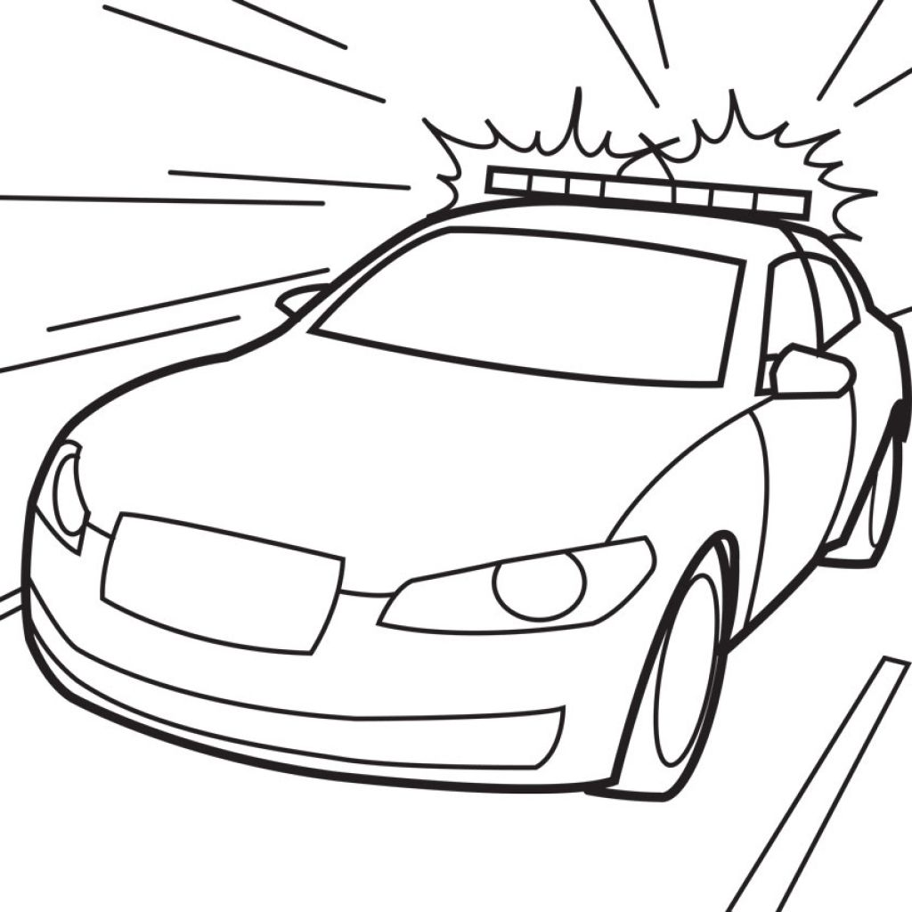 Police car coloring pages printable only coloring pages for Police car coloring pages to print