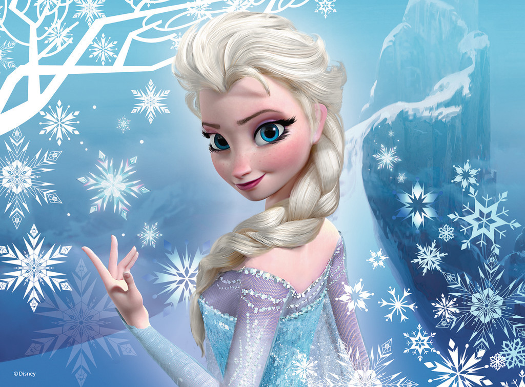 elsa frozen coloring pages Only