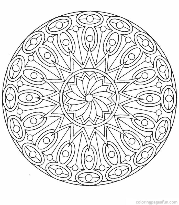 mandala coloring pages 02