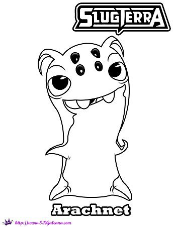Slugterra coloring pages only coloring pages for Slugterra coloring pages burpy