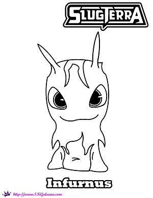 Slugterra Coloring Pages 08
