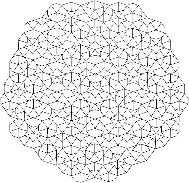 Complex geometric coloring pages only coloring pages for Geometric shape coloring pages