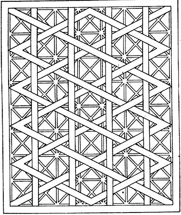 coloring pages complex - complex geometric coloring pages only coloring pages