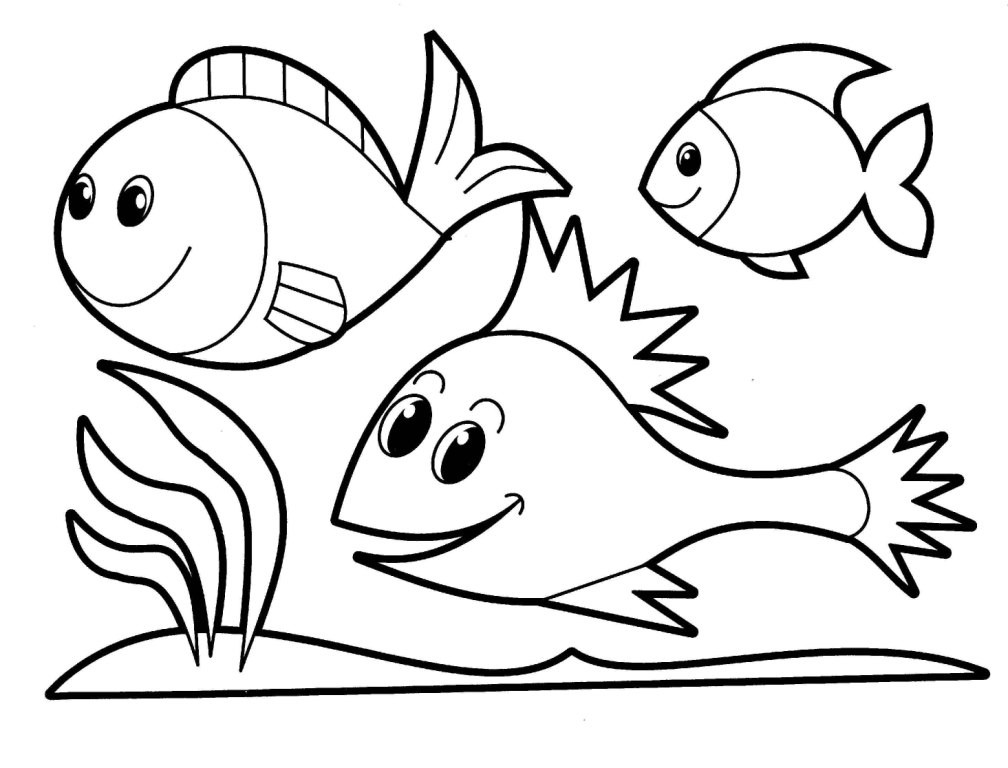KIDS COLOURING PAGES Coloring Pages