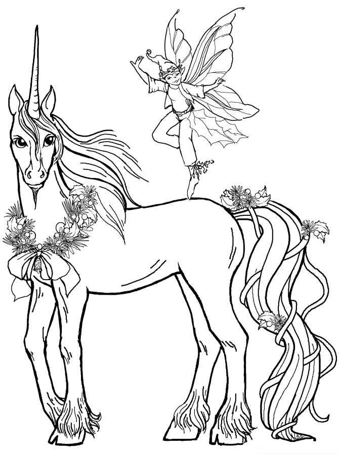 Unicorn With Wings Coloring Pages 98194839483294
