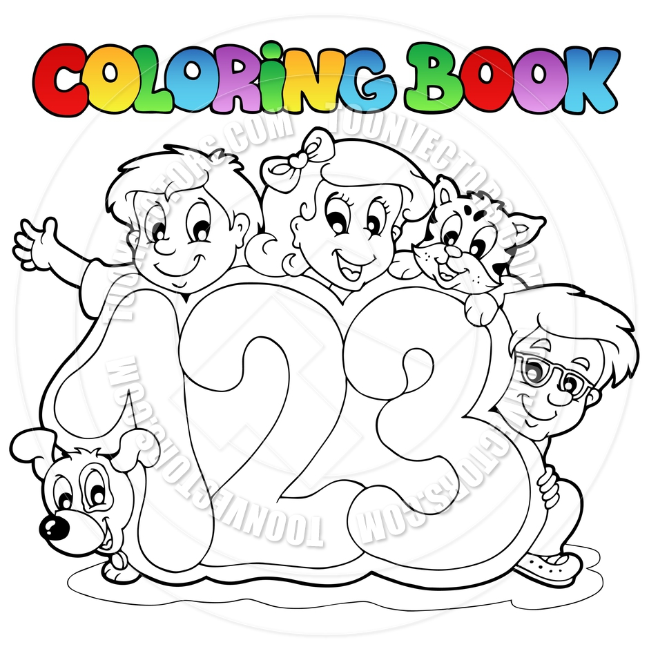 123 coloring