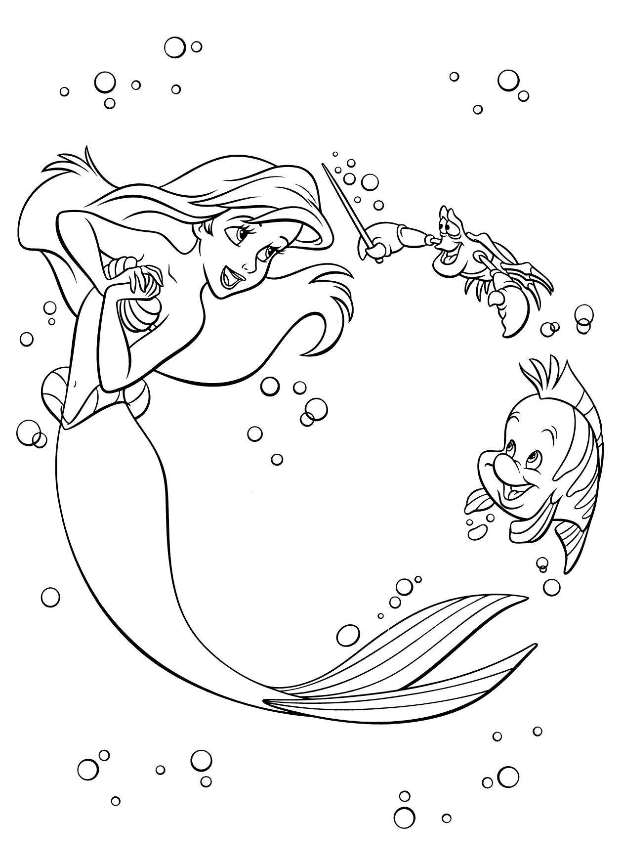 coloring pages from childrens books - photo#38