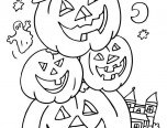 free halloween coloring pages for adults