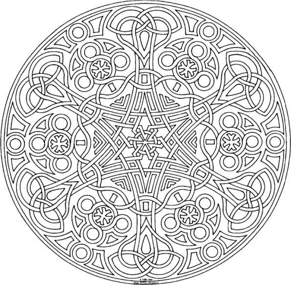 free printable hard coloring pages for adults 01
