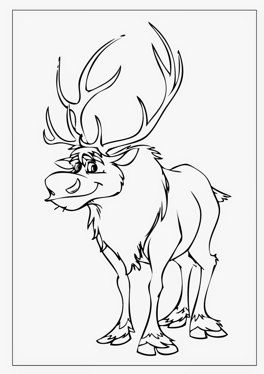 Frozen_Coloring_Pages_Sven_03
