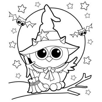 halloween coloring pages 01
