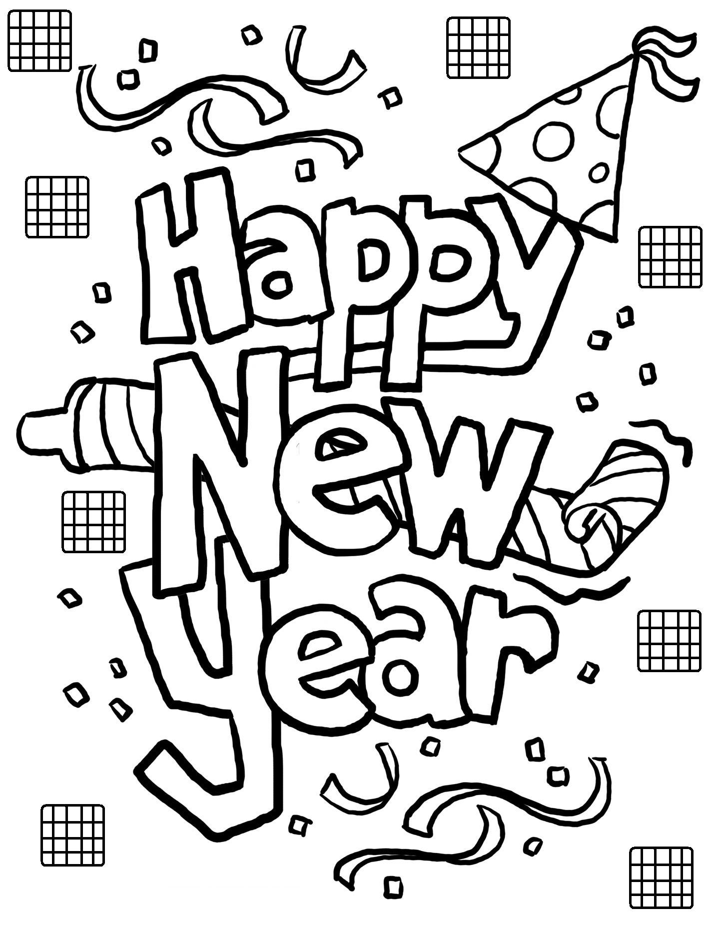 New Coloring Page 01