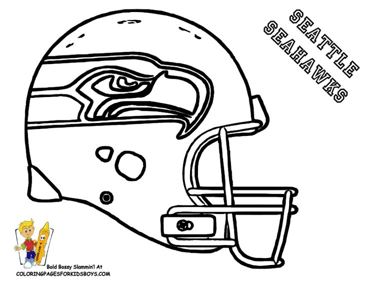 boy sports coloring pages - photo#21