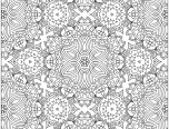 a4 colouring pages patterns