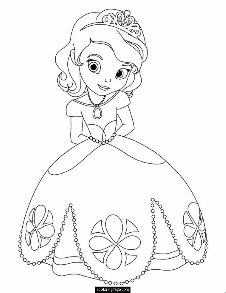 coloring pages disney princesses 05