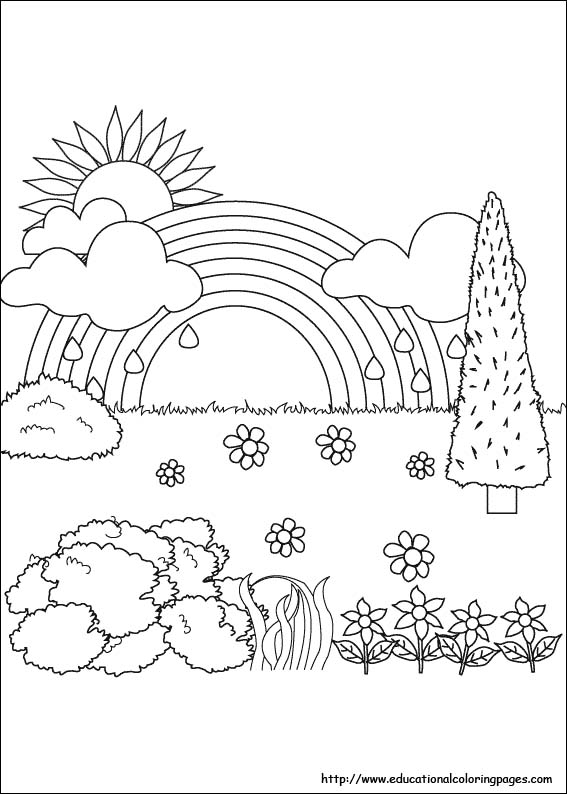Coloring_Pages_Nature_01