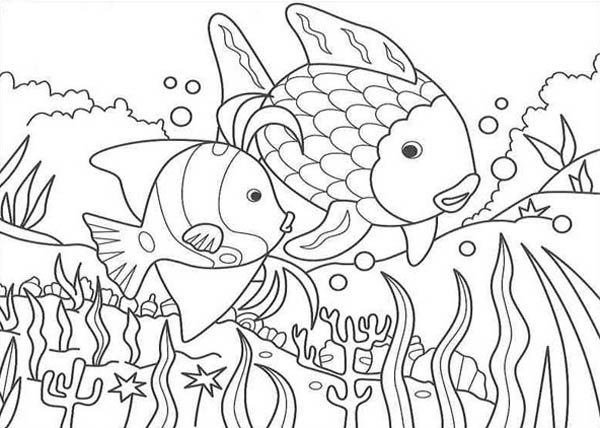 nature coloring pages print - photo#25