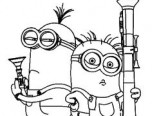 despicable me 2 coloring pages coupons