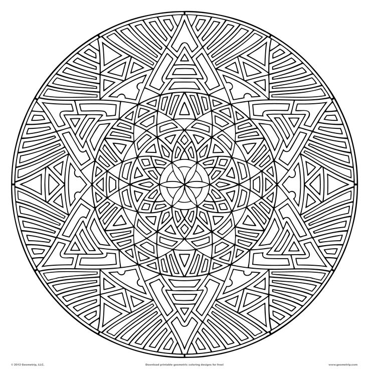 intricate coloring pages pdf - difficult coloring pages pdf only coloring pages