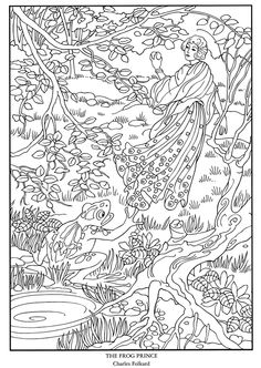 hard fairy coloring pages 02  free coloring pages printable for kids and adults  coloringdoo