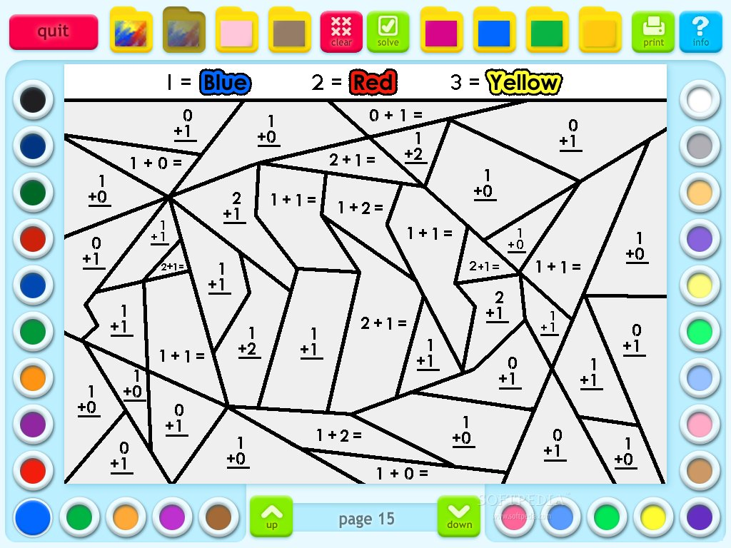 math coloring pages 7th grade Only Coloring Pages