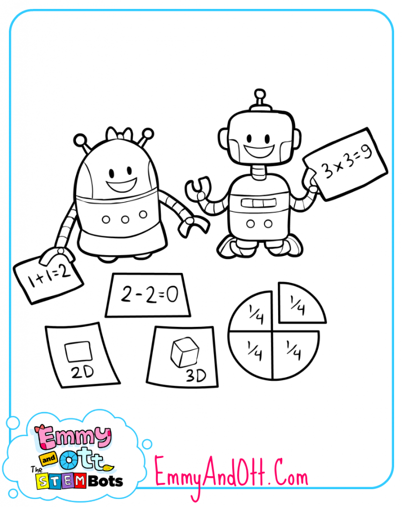 Math coloring sheets pdf free holiday worksheets and for Math coloring pages