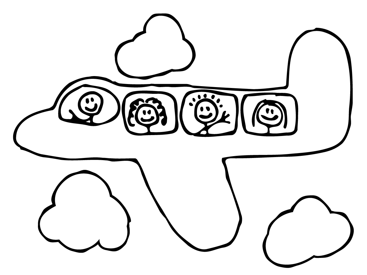 preschool coloring pages | Only Coloring Pages