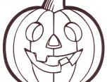 pumpkin coloring pictures